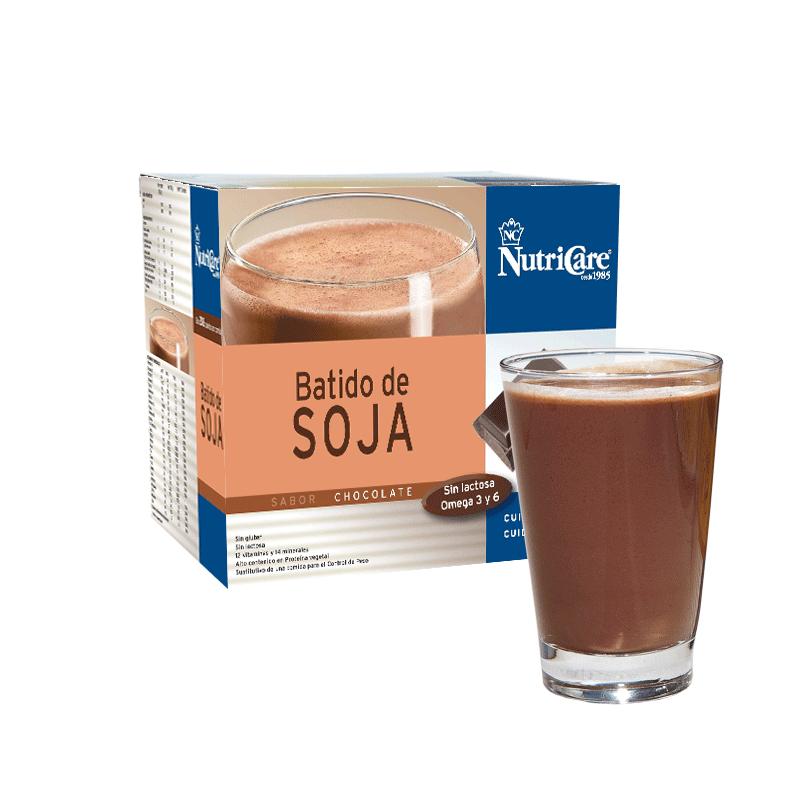 Batido de Soja sabor Chocolate